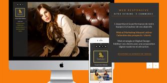 Agence marketing Paris Agence application mobile Agence web seo