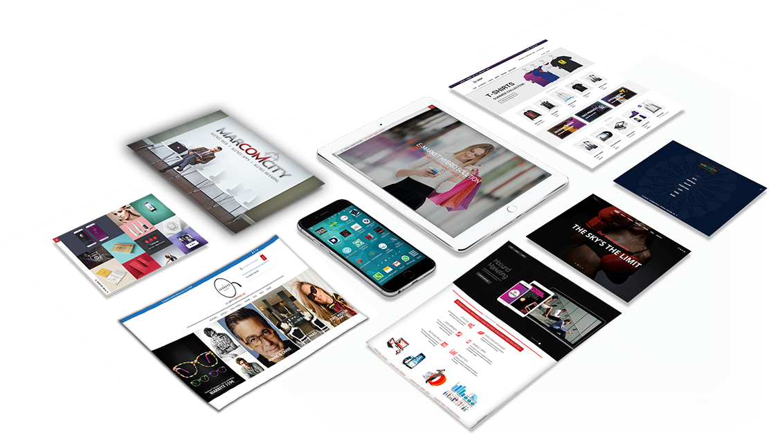 Marcomcity - agence Web   agence apps