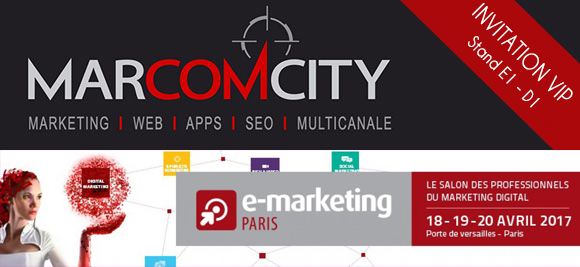Salon e marketing paris marketing communication - Salon emarketing paris ...